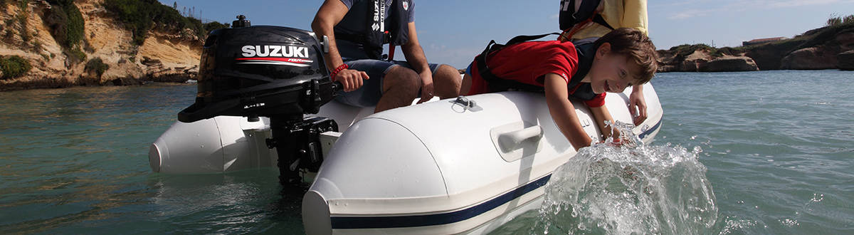 DF6A / DF5A / DF4A 1. เครื่องยนต์เรือ Outboard engine