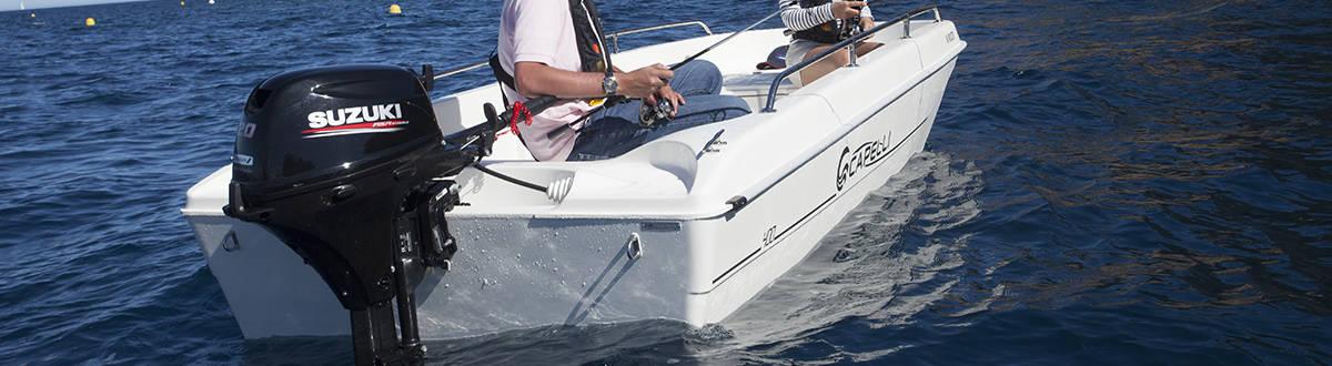 DF20A / DF15A / DF9.9B 1. เครื่องยนต์เรือ Outboard engine
