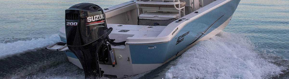 DF200A 1. เครื่องยนต์เรือ Outboard engine