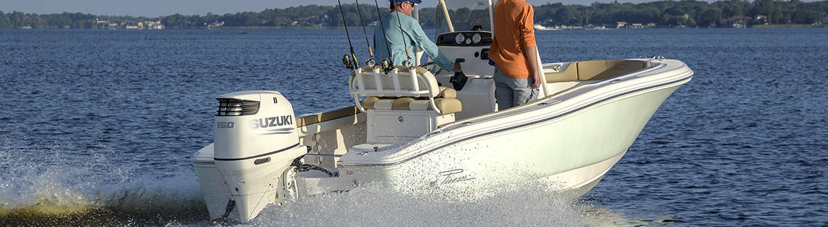DF150 1. เครื่องยนต์เรือ Outboard engine