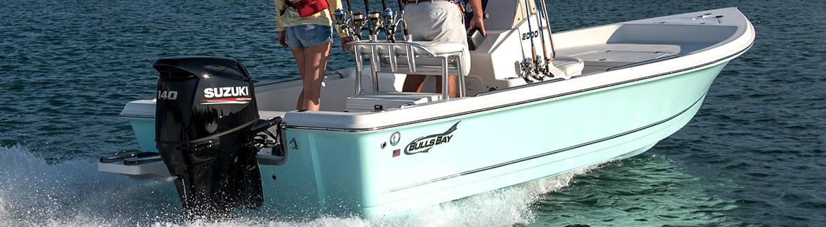 DF140A / DF115A / DF100A 1. เครื่องยนต์เรือ Outboard engine