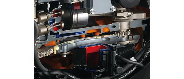 เทคโนโลยี 2. เครื่องยนต์เรือ Outboard engine