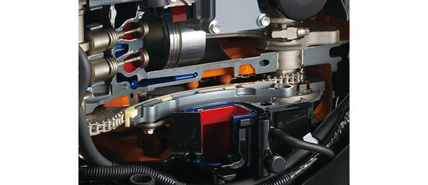 TECHNOLOGY 2. เครื่องยนต์เรือ Outboard engine