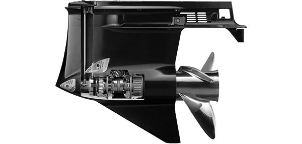 เทคโนโลยี 25. เครื่องยนต์เรือ Outboard engine