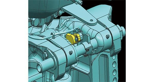 DF60AV / DF50AV 9. เครื่องยนต์เรือ Outboard engine