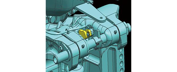 DF60A 7. เครื่องยนต์เรือ Outboard engine
